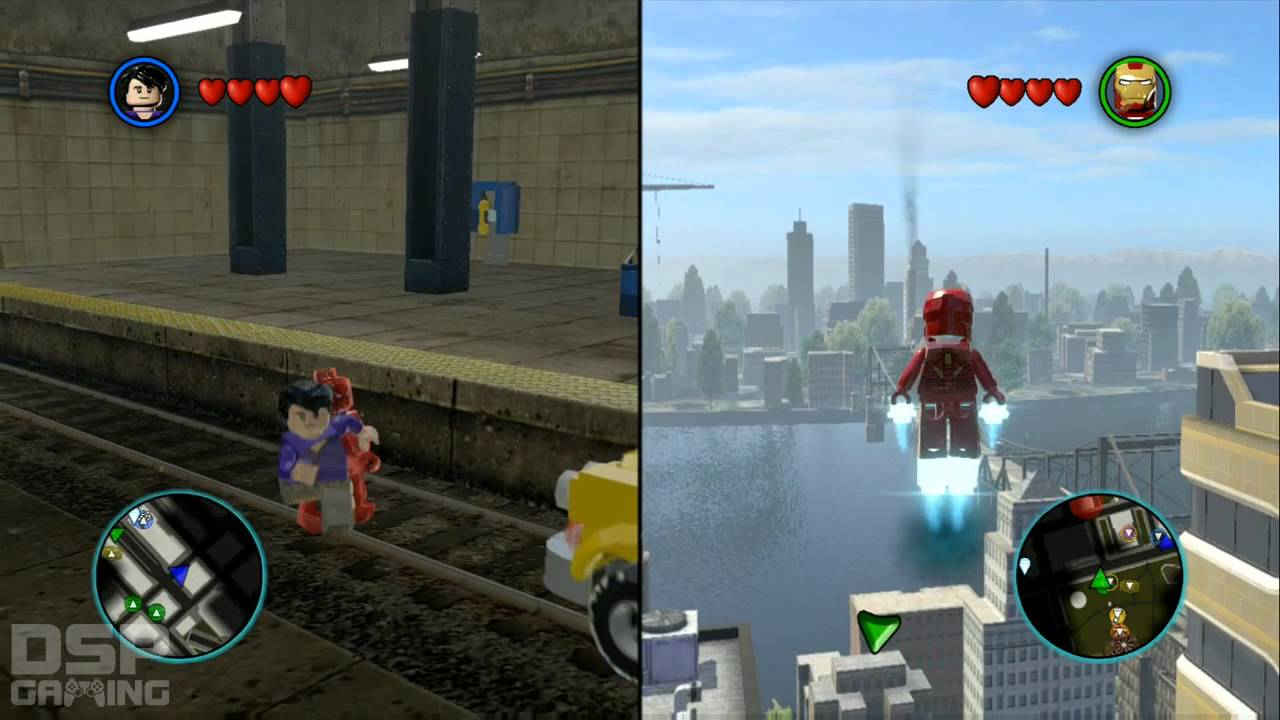 Lego games don't have online co-op - but now they can ...