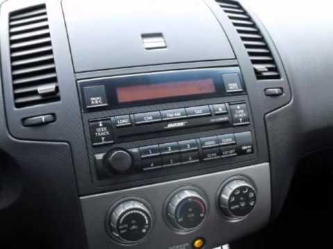 2005 Nissan Altima 25sl Automatic Sedan Manchester Nh Boston Ma