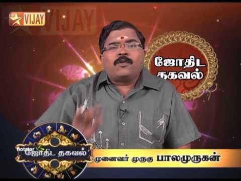 Jothida Thagaval | Episode 11