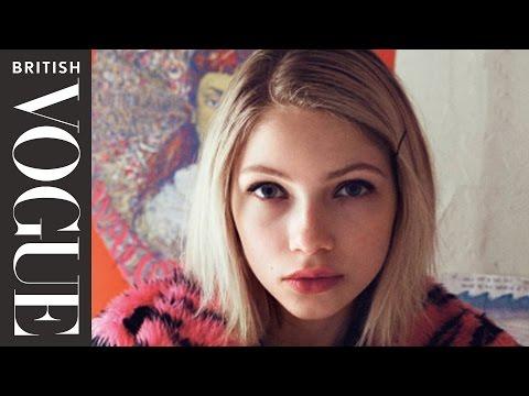 Alexa Chung Goes Inside the Wardrobe of Tavi Gevinson | British Vogue