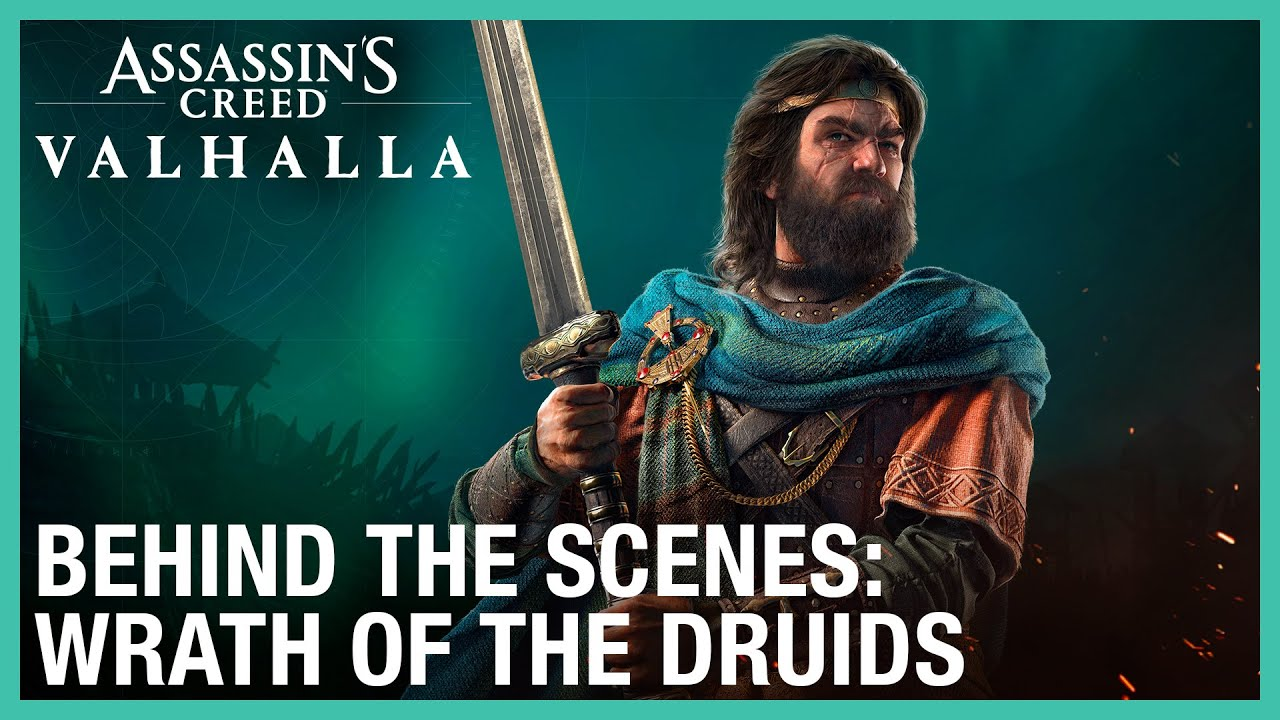 Assassin's Creed Valhalla: Wrath of the Druids - Behind the Scenes | Ubisoft
