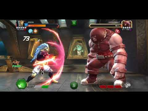 ROL Beyond Hope solo run no potions Ægon 5/65 Marvel Contest of Champions