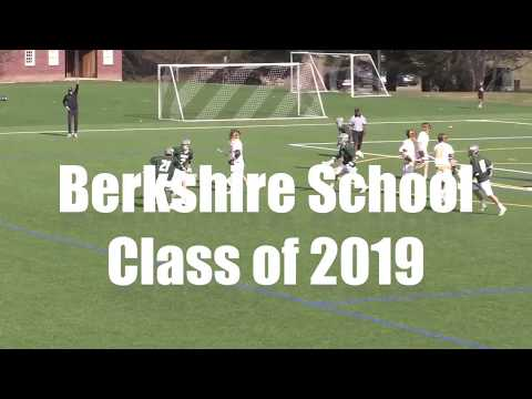 Robert Gallop (Boston University Commit) Junior Year Highlights 2018