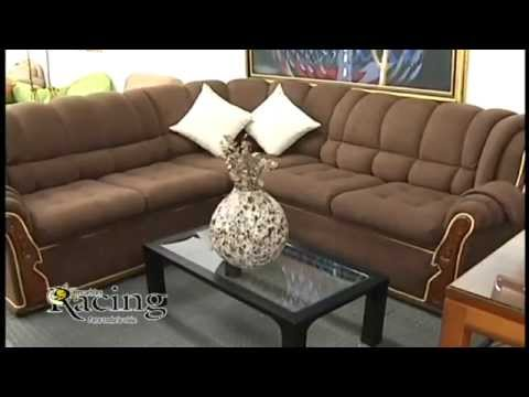 Muebles racing institucional youtube - Sofas modernos fotos ...