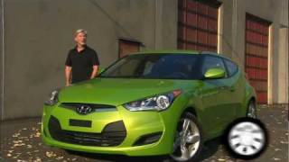 2012 Hyundai Veloster HD Video Review(http://drivencarreviews.com/ Like your transportation beige, bland and boring? Move along then. Hyundai Veloster is not your ride. It will be known to the masses ..., 2011-09-24T16:52:58.000Z)