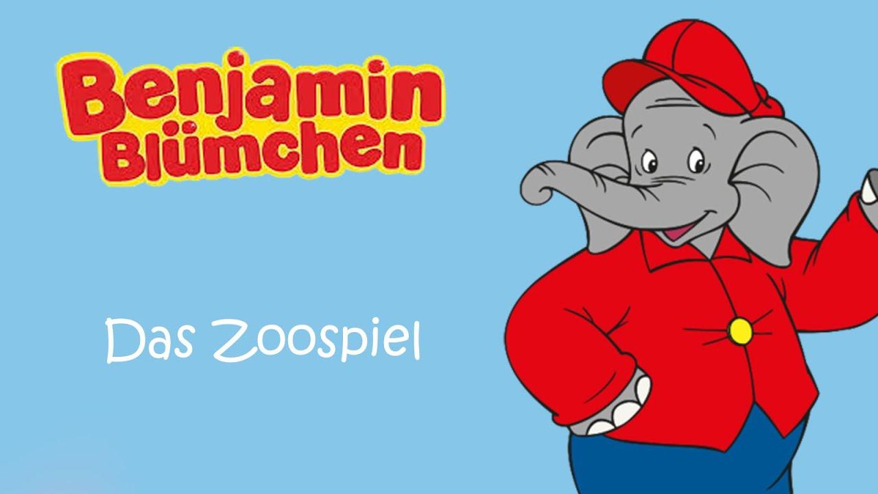 Zoowärter Benjamin Blümchen