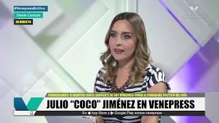 15 minutos EN VIVO con Julio Coco Jiménez