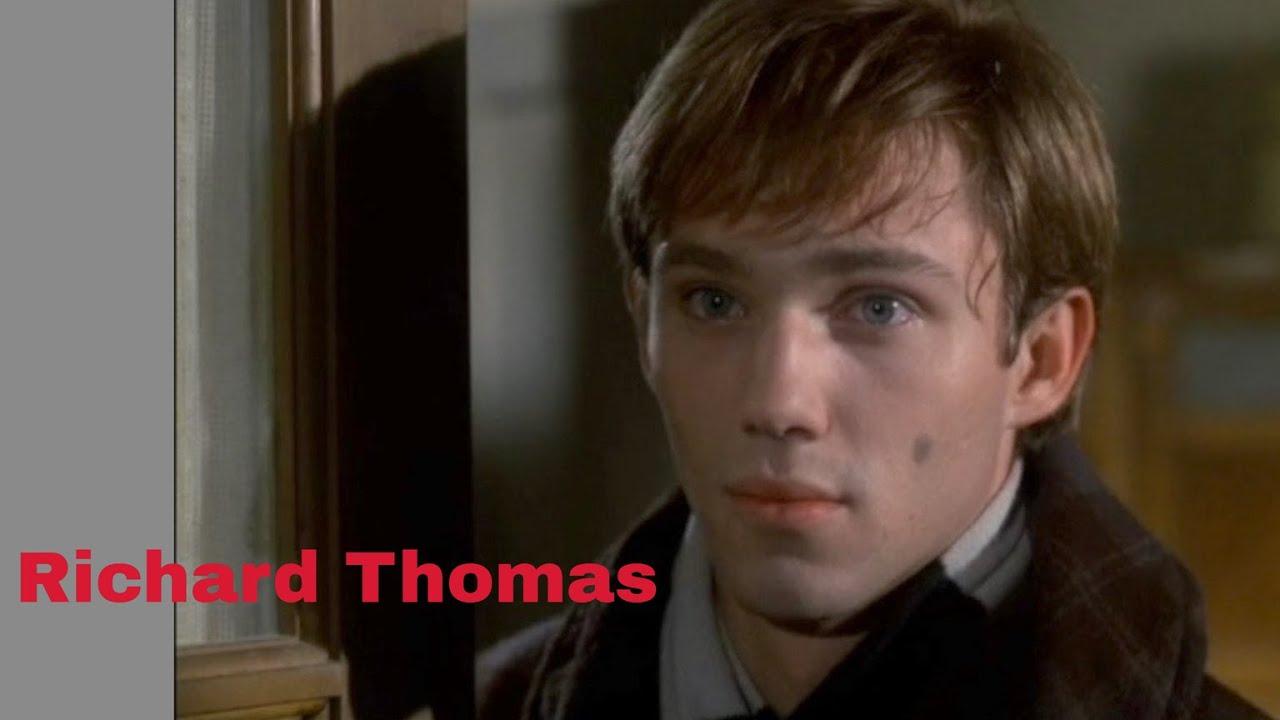 The Waltons - Richard Thomas  - behind the scenes with Judy Norton
