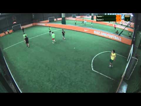 Urban Football - Aubervilliers - Terrain 10 le 20/03/2015 à 20:10