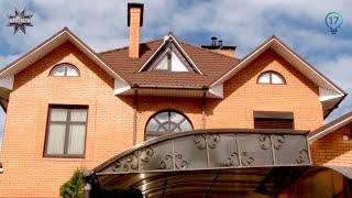 Скандальный экс начальник ГАИ показал   свой дом  АНОНС
