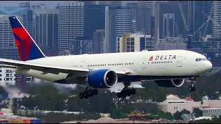5 SMOOTH Boeing 777 Landings | Sydney Airport Plane Spotting