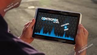 CONTROFOIL - zatekanie plochej strechy