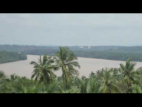 Heart Of Kasaragod ( Chandragiri River ) Own Composition