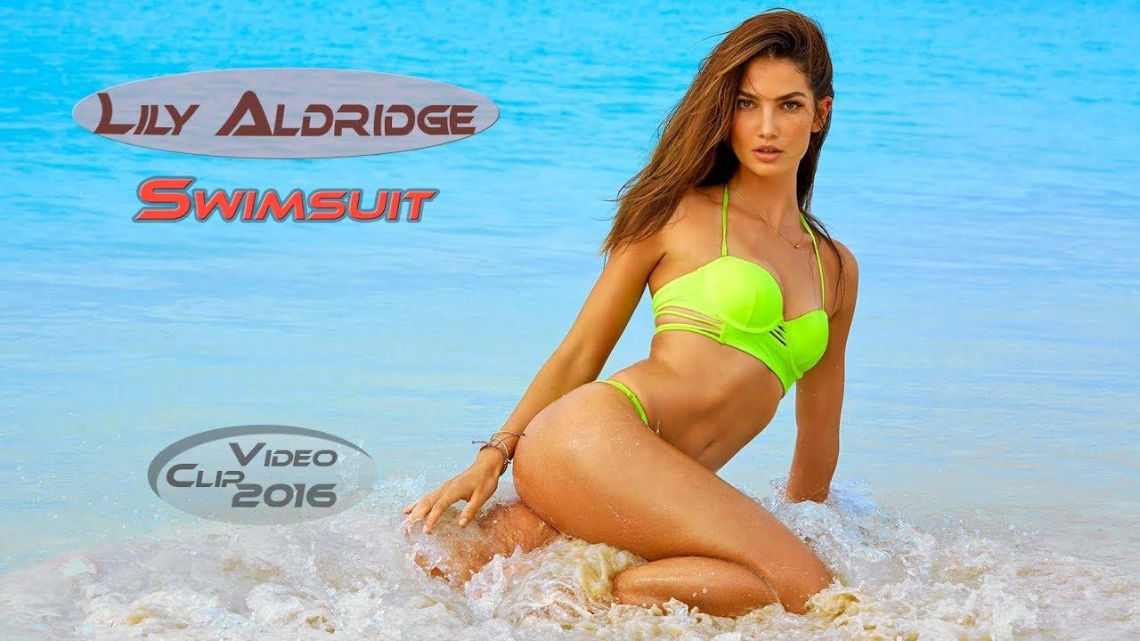 c5080f961c Lily Aldridge Intimates Swimsuit 2016