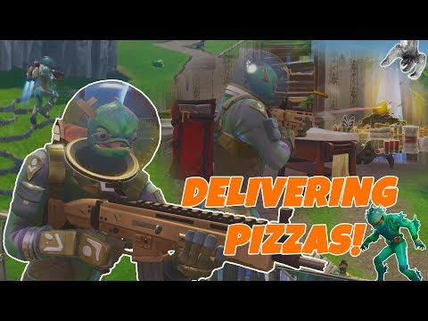 Fortnite Battle Royale! Xbox One! Pizza Night! 🔴LIVE#158