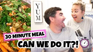 EASY 30 MINUTE MEAL | WEEKNIGHT DINNER IDEA | JESSICA O'DONOHUE