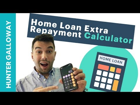 home-payment-extra-repayment-calculator