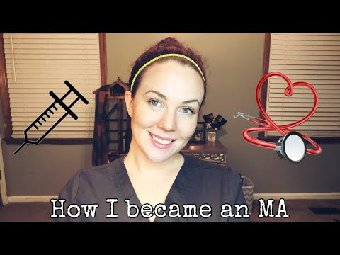 How I Became A Medical Assistant|How Much Medical Assistant's Get Paid