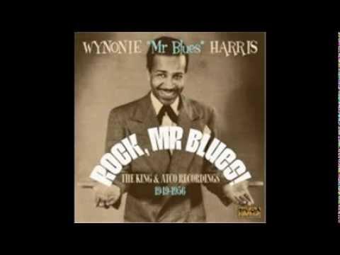 Wynonnie Harris   Young Man's Blues