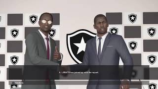 UEFA EURO 2016 / PES 2016 - Botafogo's New Player
