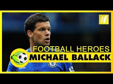 Michael Ballack   Football Heroes   Full Documentary