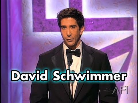David Schwimmer Salutes Harrison Ford at the AFI Life Achievement Award