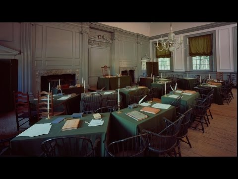 Declaration of Independence & Constitution - Independence Hall (preview)