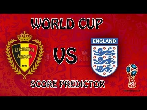 BEL VS ENG Score Predictor!!!|First Touch Soccer