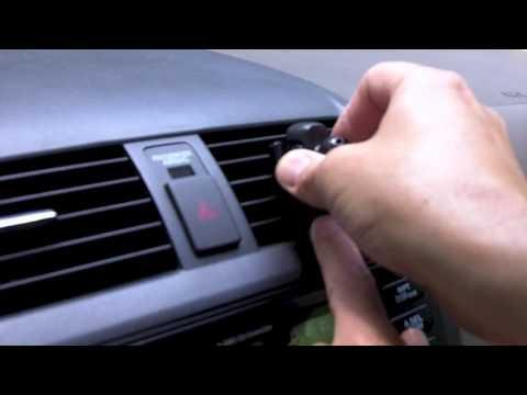 What is an air vent clip?