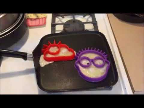 silicone-breakfast-egg-mold-ring-review,-helpful-tips-on-using-these-molds