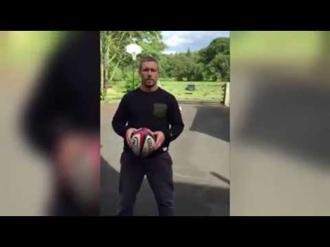 Jonny Wilkinson & Fineside #1inAllin - Target Practice