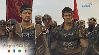 Encantadia: The war between Sapiro and Hathoria