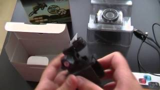 Rollei Bullet Youngstar HD l Actioncam 50€ l Unboxing l davozz