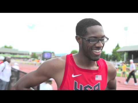 IAAF World Junior Championships 2014 - Nick ANDERSON USA - 110m hurdles