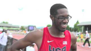 IAAF World Junior Championships 2014 - Nick ANDERSON USA - 110m hurdles