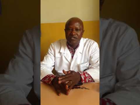 GML 2018:  intervista al Dr Martinho Nhanca dalla Guinea Bissau