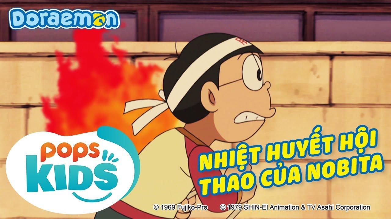 [S7] Doraemon Tập 342 – Nhiệt Huyết Hội Thao Của Nobita – Hoạt Hình Tiếng Việt