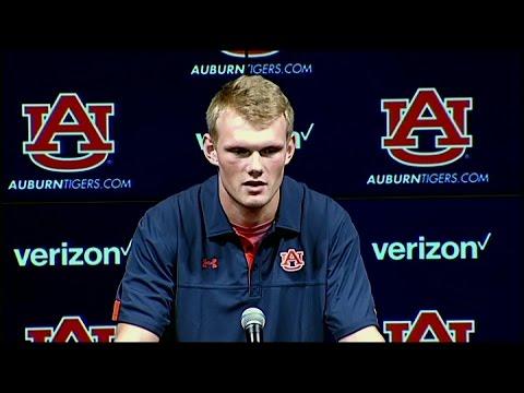 Daniel Carlson press conference