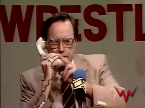 Best Promos- Gordon Solie- fake phone call sell of the year!