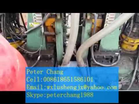 automatic Horizontal H tapered steel beam welding assembly making line