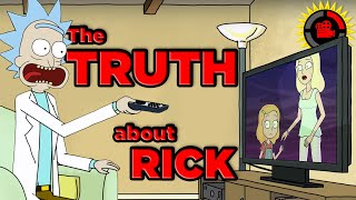 Film Theory: Inside the Mind of Rick Sanchez (Rick and Morty)