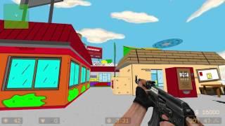 Почти Смешновки в Counter-Strike: Source