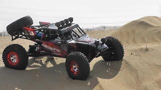 RC 4WD Desert Buggy Feiyue Desert Eagle 2 Review