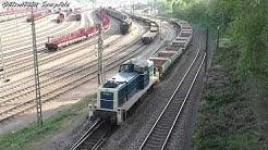 Ein Hauch Bundesbahnflair in Saarbrücken