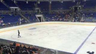 11 09 2016 контрольные прокаты сборной России по фигурному катанию 4