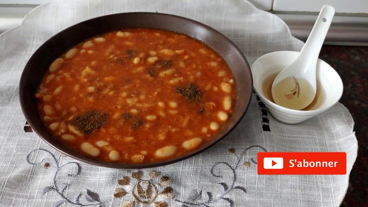 cuisine algérienne: chorba loubia ( شوربة لوبيا) - matbakh kamar