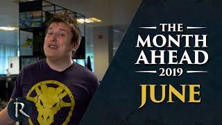 RuneScape Month Ahead (June 2019) - Comp Cape Rework, Weapon Diversity, Summer Special