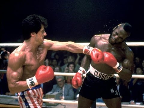 Fight Night Round 4: Rocky Balboa vs Clubber Lang (Rocky III Rematch)