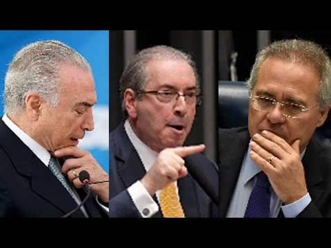 President of Brazil's Senate Renan Calheiros Joins the Ranks of Corruption Riddled Political Leaders