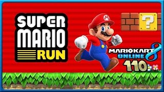 MARIO KART 8 ONLINE Part 110: Super Mario Run & Playstation 4 Pro [ENDE]